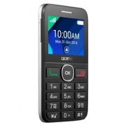 ALCATEL 2008G Black/Metal Silver * Радиотелефон GSM