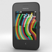 NOKIA 230 DS Black * Смартфон