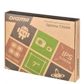 Digma Optima 7304M Black * Планшет