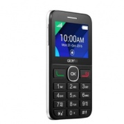 ALCATEL 2008G Black/Pure White * Радиотелефон GSM