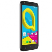 ALCATEL 4047D U5 3G (2SIM) Black+Cocoa grey * Смартфон