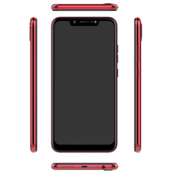 TECNO Camon 11 (CF7) Bordeaux Red * Смартфон