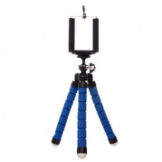 Tripod mini Blue 82539 * Селфи штатив